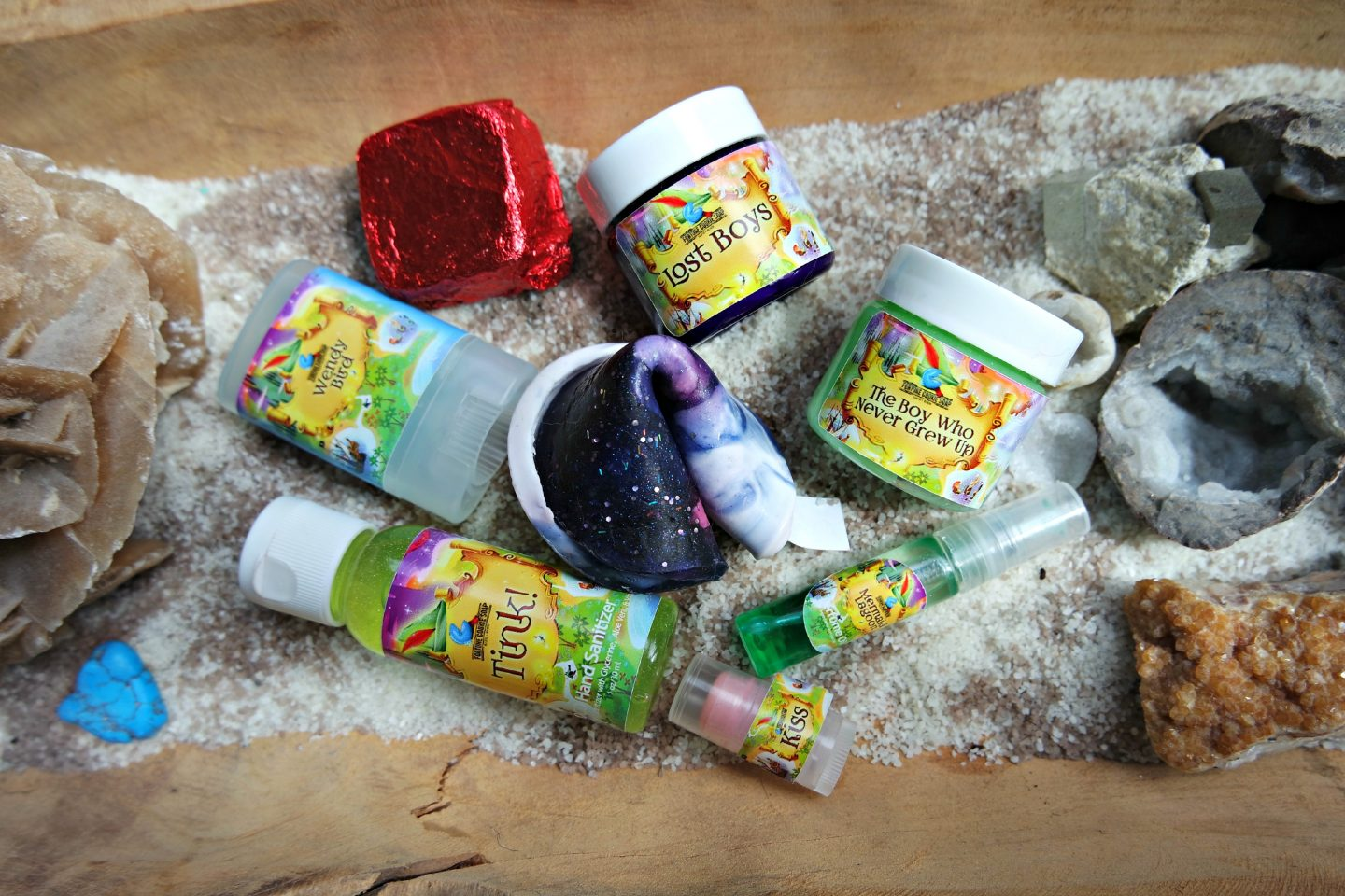 Fortune Cookie Soap Box – Summer 2015