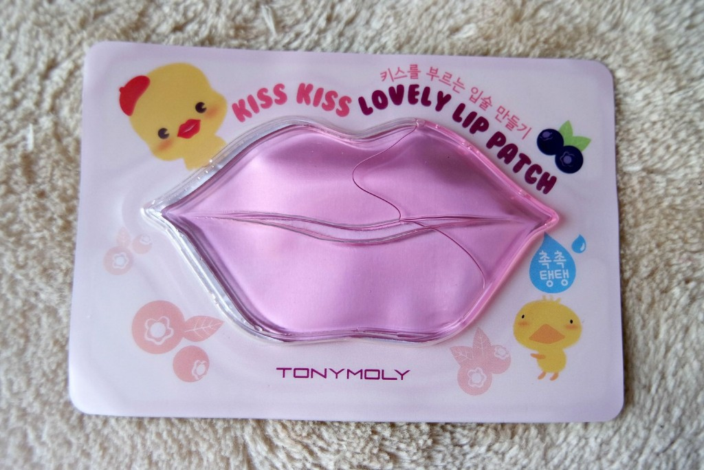 01 Tony Moly Lip Patch