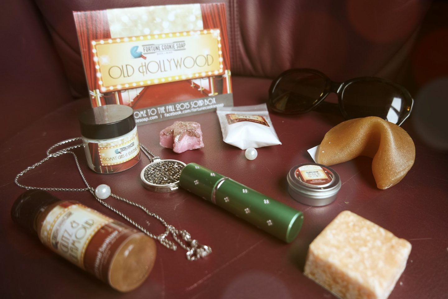 Fortune Cookie Soap Box – Fall 2015