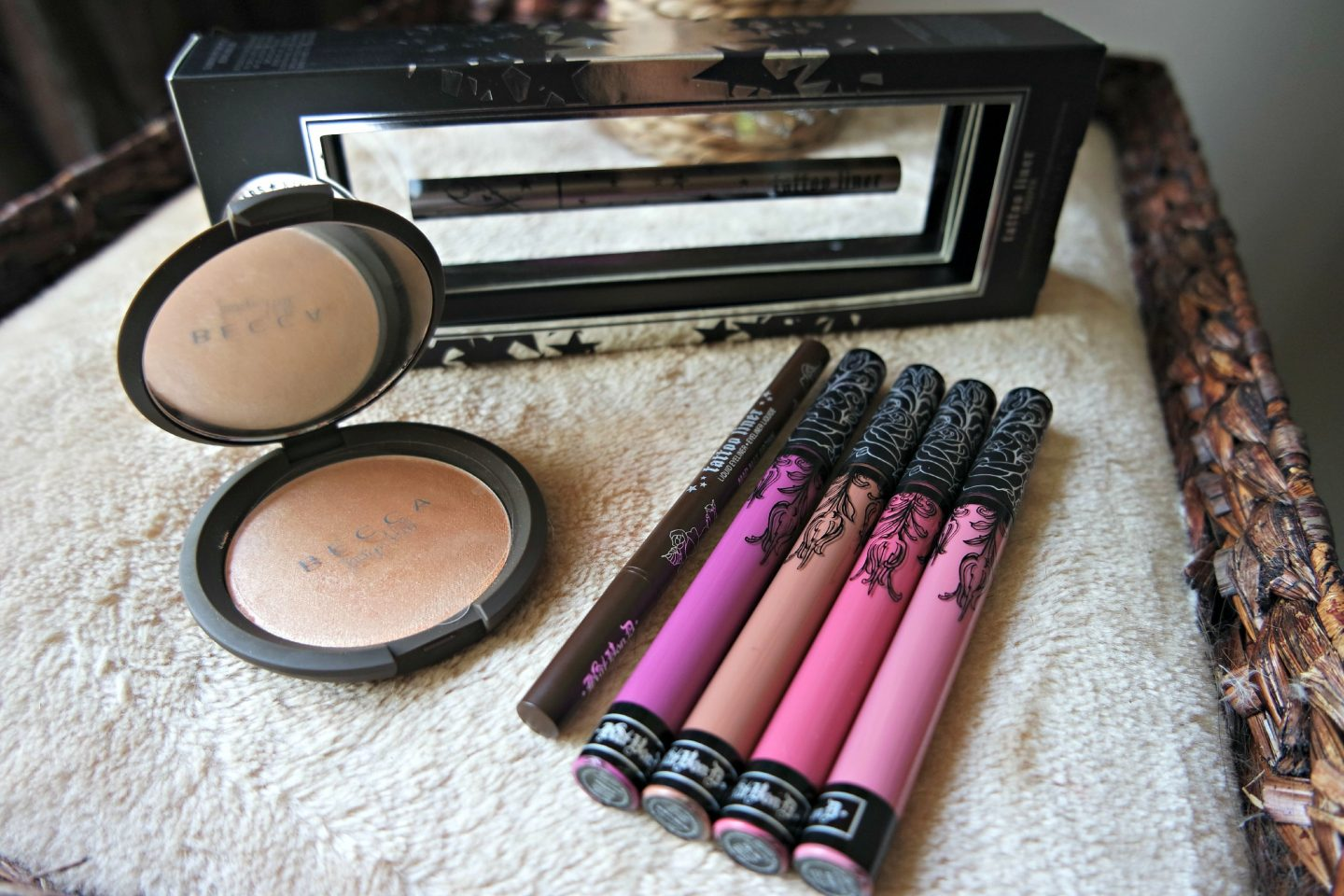 Make-up Haul July/August 2015
