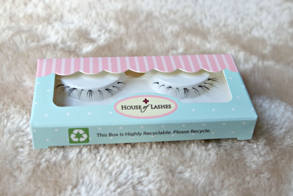 House of Lashes Precious Front
