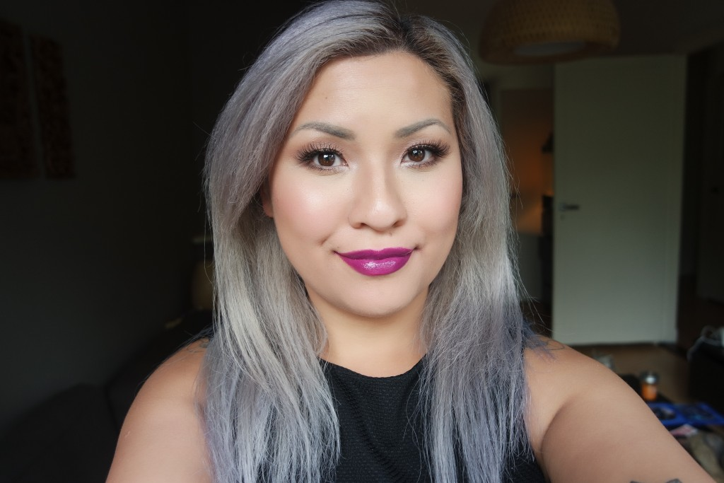 LA Girl Lip Paint in Daring