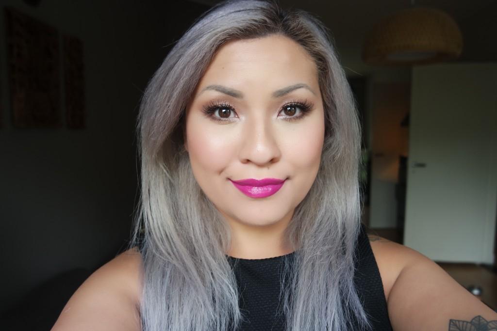 LA Girl Lip Paint in Seduce