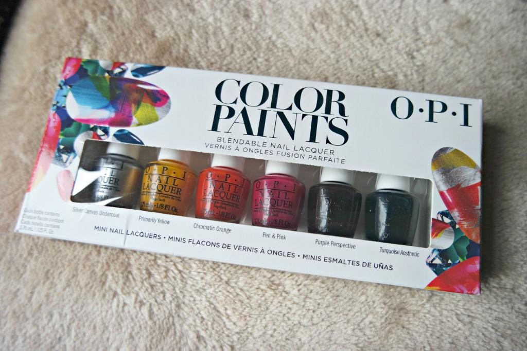 OPI Color Paints 02
