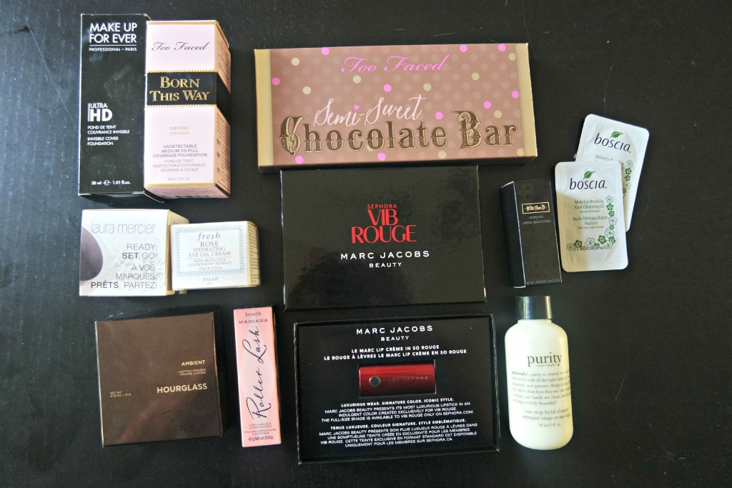 USA Haul - Sephora