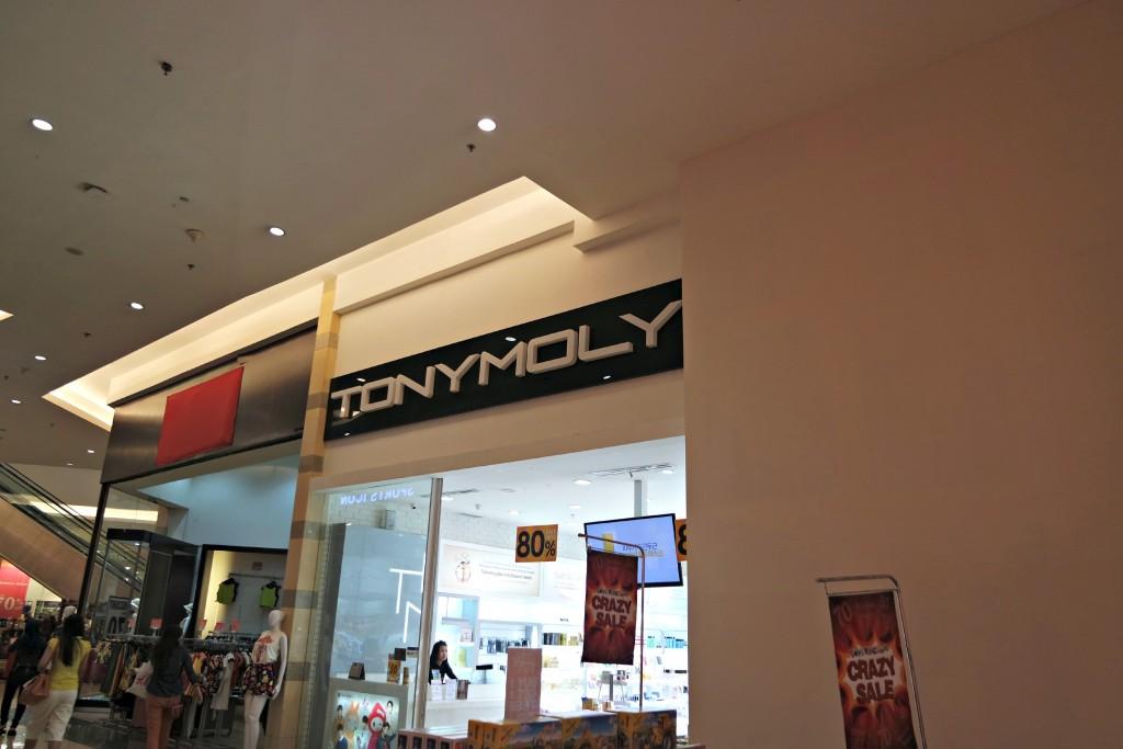 Indonesia Haul Tony Moly