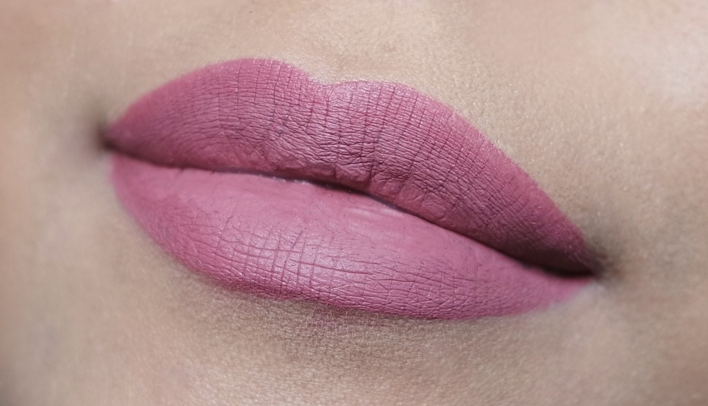 ABH Dusty Rose Lipswatch