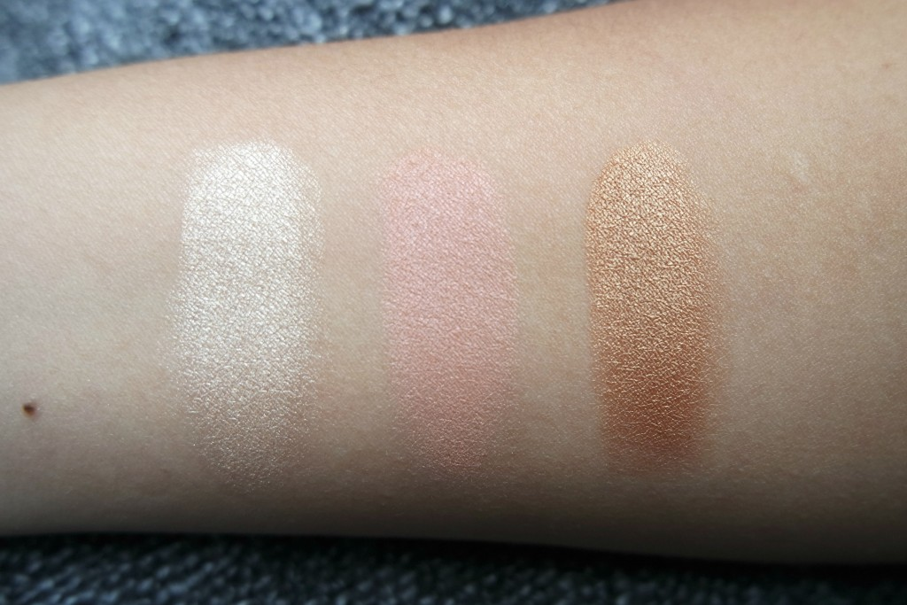 The Balm - The Manizer Sisters Swatches
