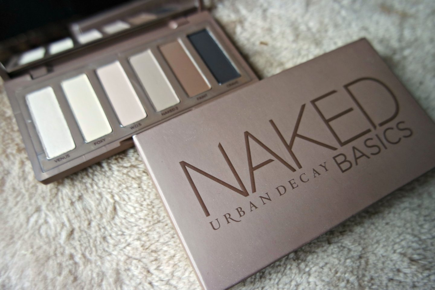 Urban Decay Naked Basics Review + Instagram Giveaway