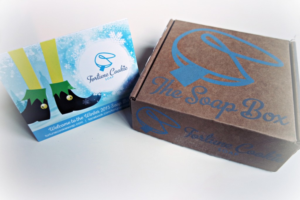 04 Fortune Cookie Soap Winter Box 2015