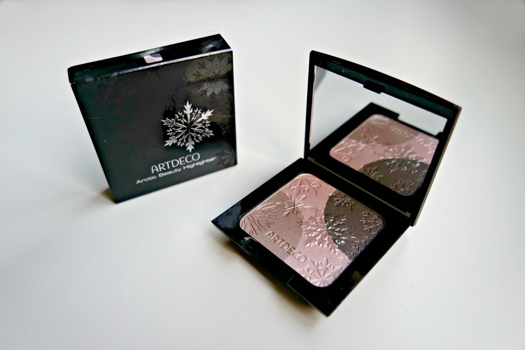 Artdeco Artic Beauty Highlighter 02