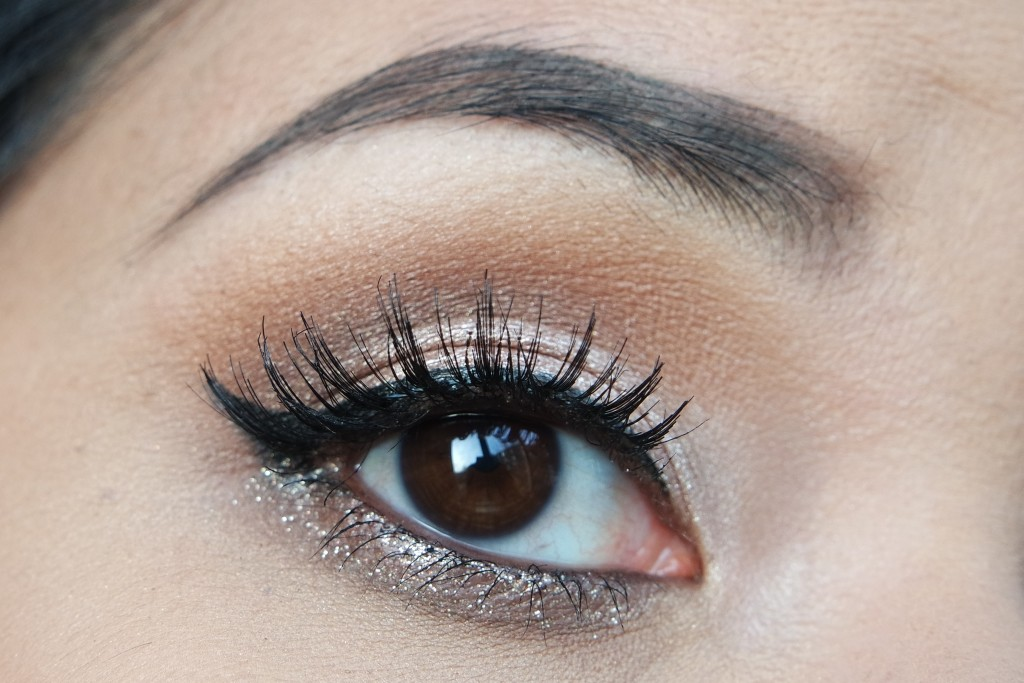 Artdeco Glam Stars Liquid Eye Liner look