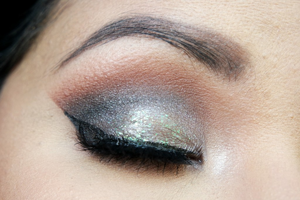 NYE Eye Make-Up 2015 02