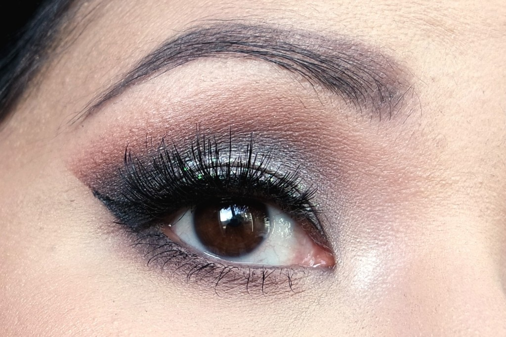 NYE Eye Make-up 2015