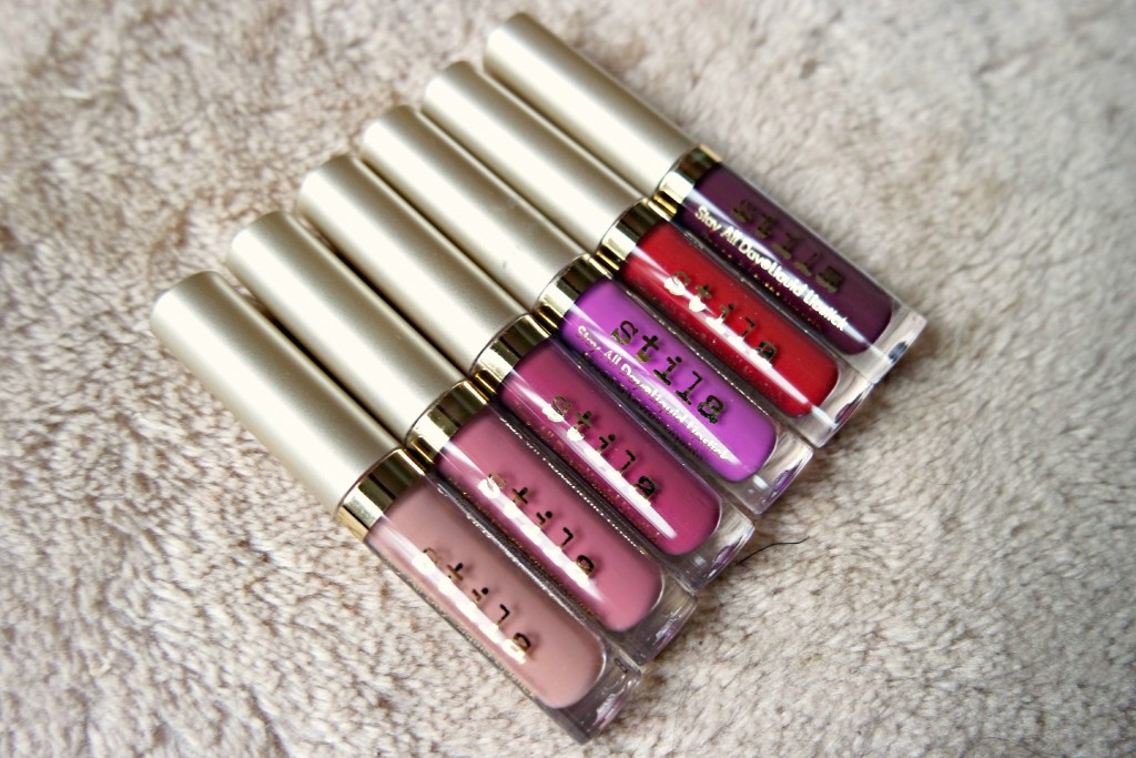 Stila Eternally Yours Liquid Lipstick Set 01