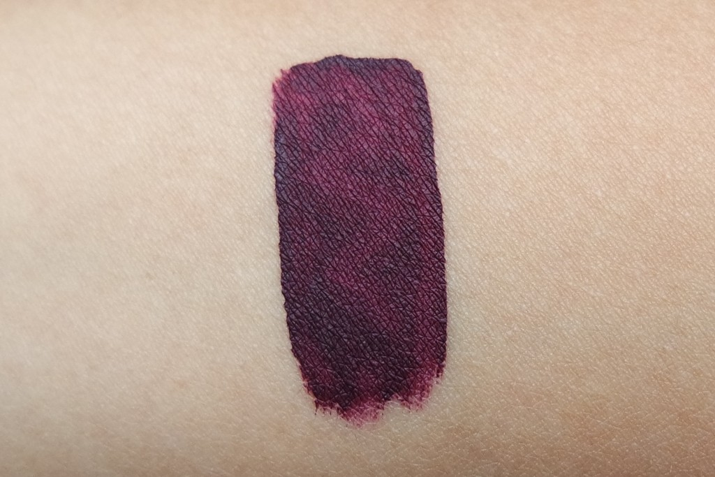 LA Splash Malevolent Swatch