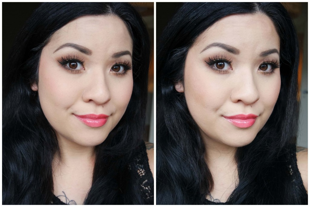 Benefit Dew the Hoola Before After 02