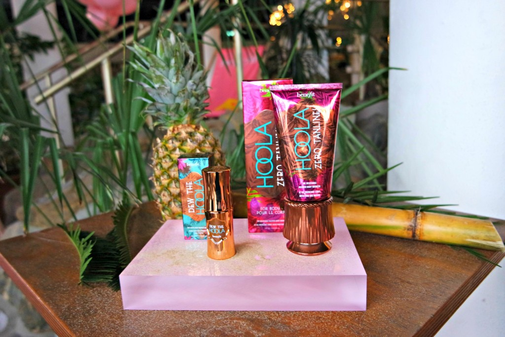 Benefit Hoola Bronzer Family Press Event 01