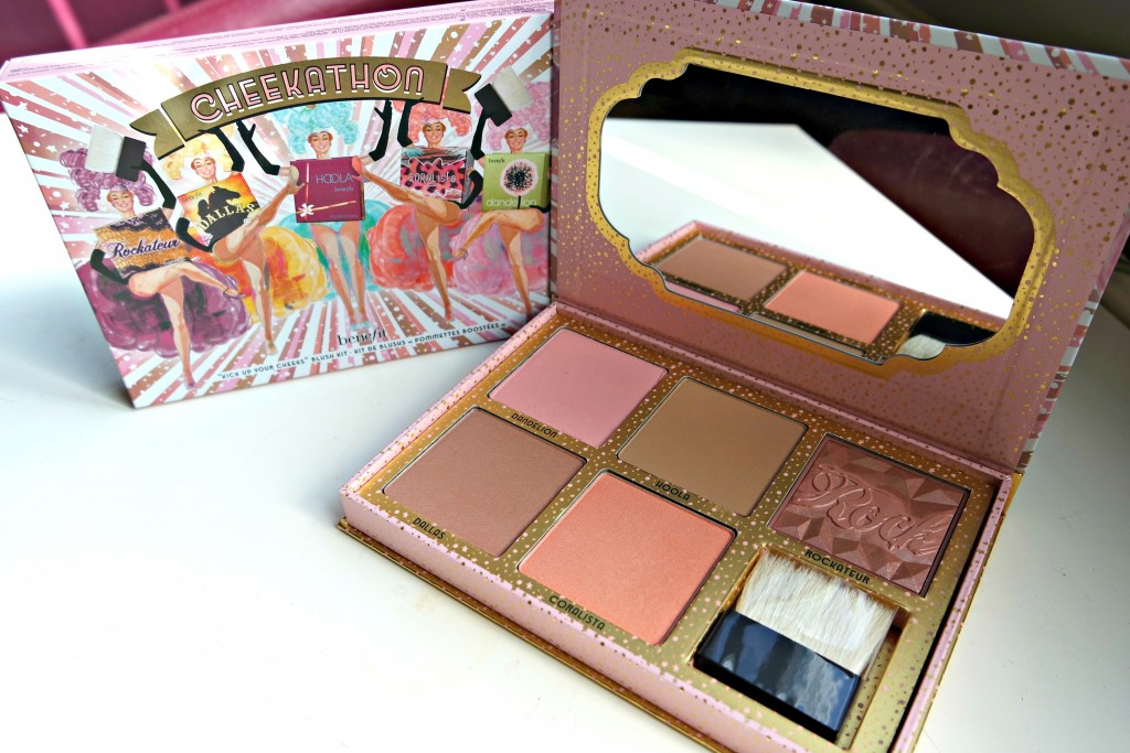 Benefit Cheekathon 01