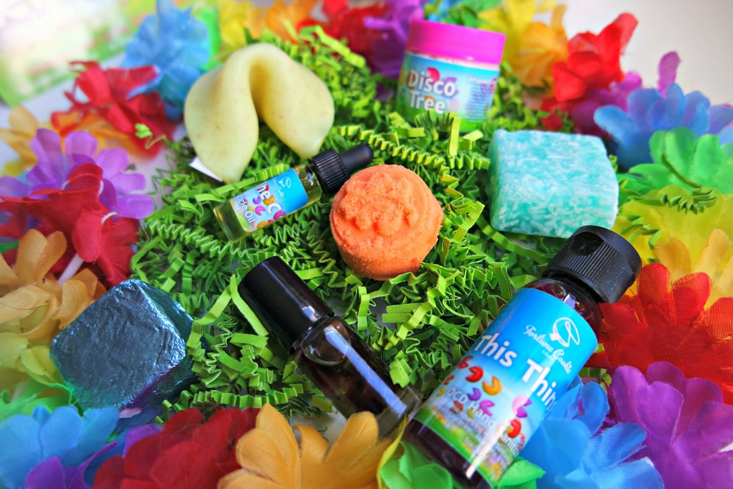 Fortune Cookie Soap Box Spring 2016
