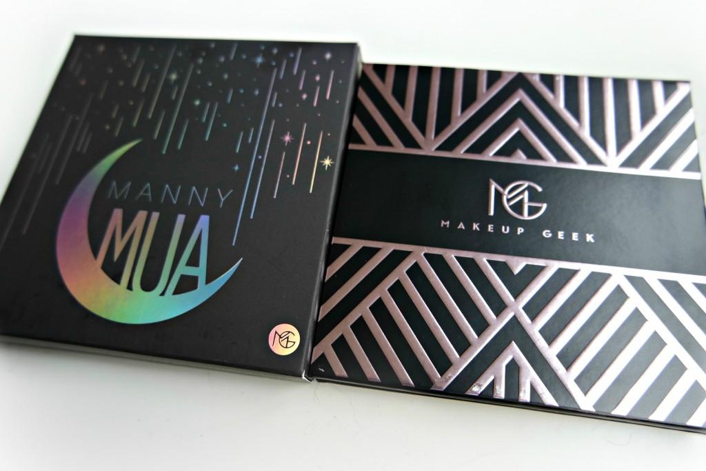 MannyMUA x Makeup Geek Palette 03