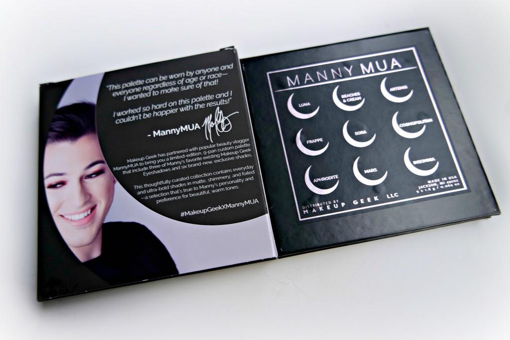 MannyMUA x Makeup Geek Palette 04