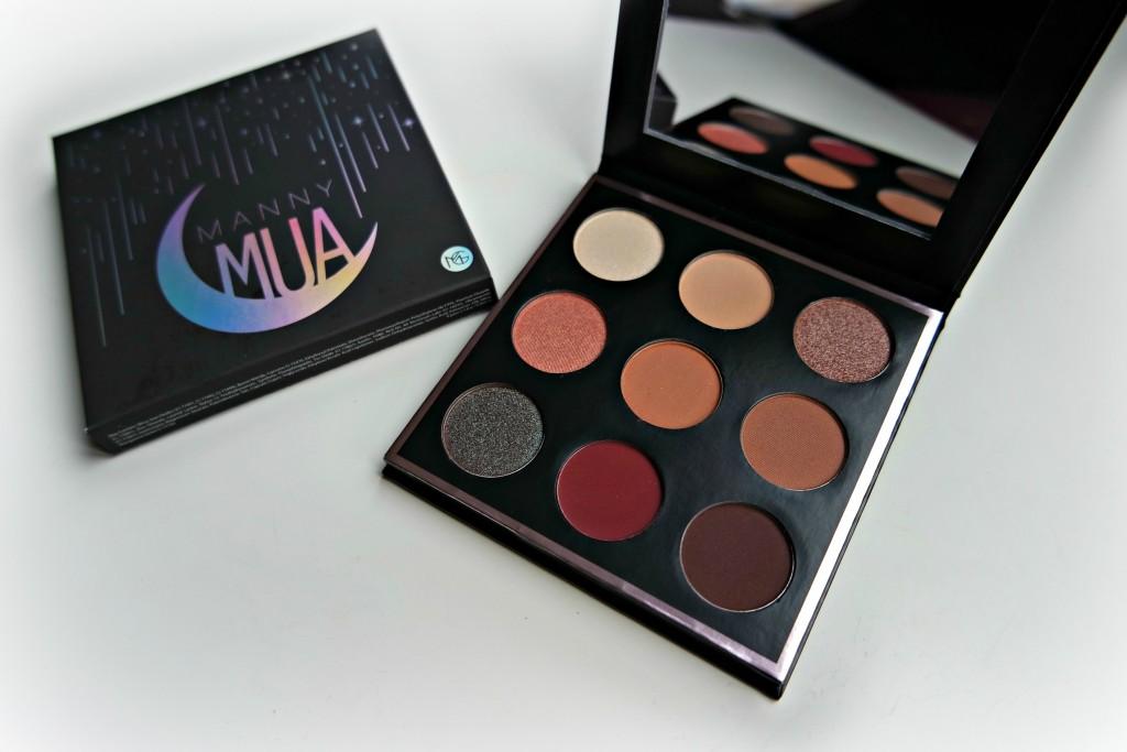 MannyMUA x Makeup Geek Palette 06