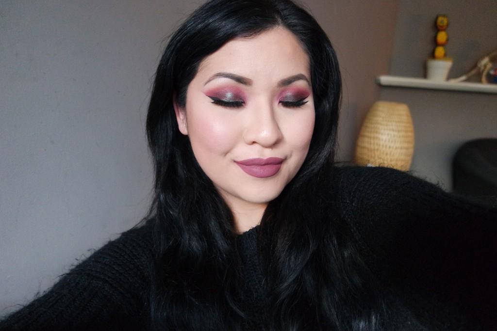 MannyMUA x Makeup Geek Palette Bold Look 03