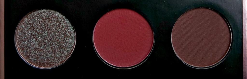 MannyMUA x Makeup Geek Palette - Bottom Row