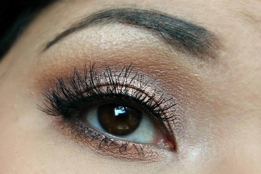 MannyMUA x Makeup Geek Palette Neutral Look 01