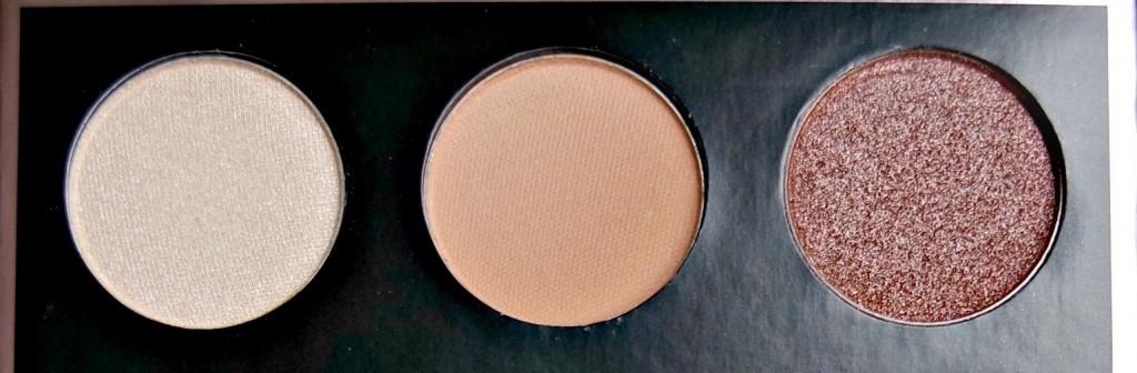 MannyMUA x Makeup Geek Palette - Top Row