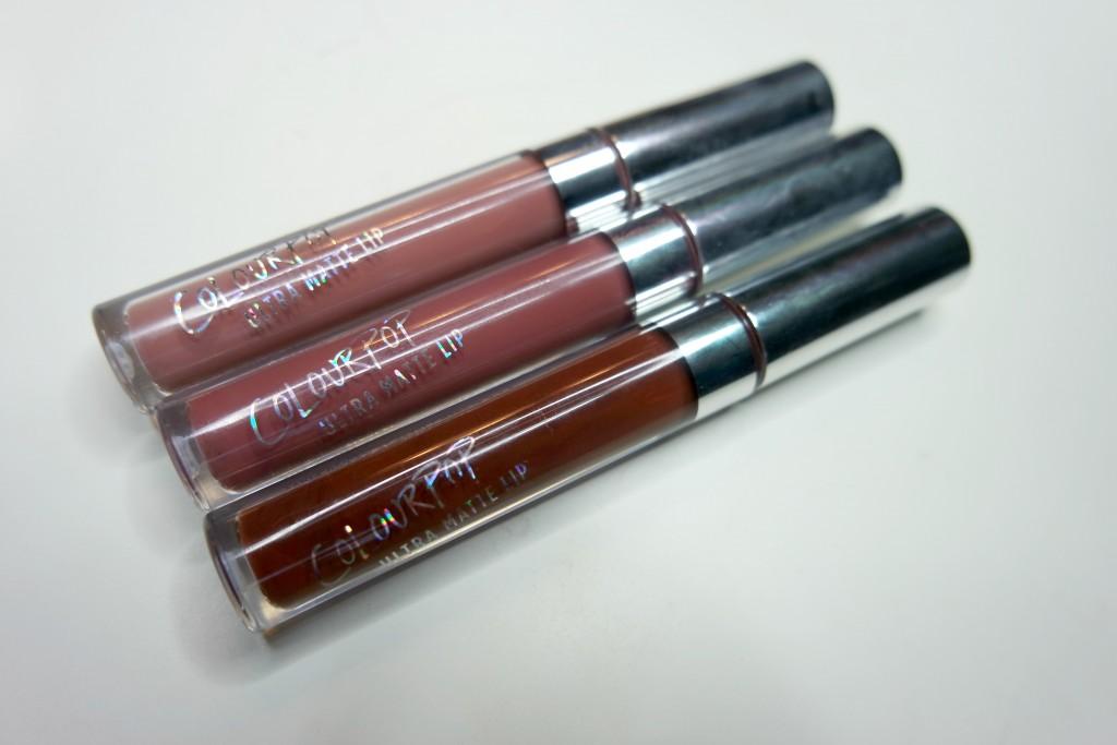 Liquid Lipstick Haul - Colourpop