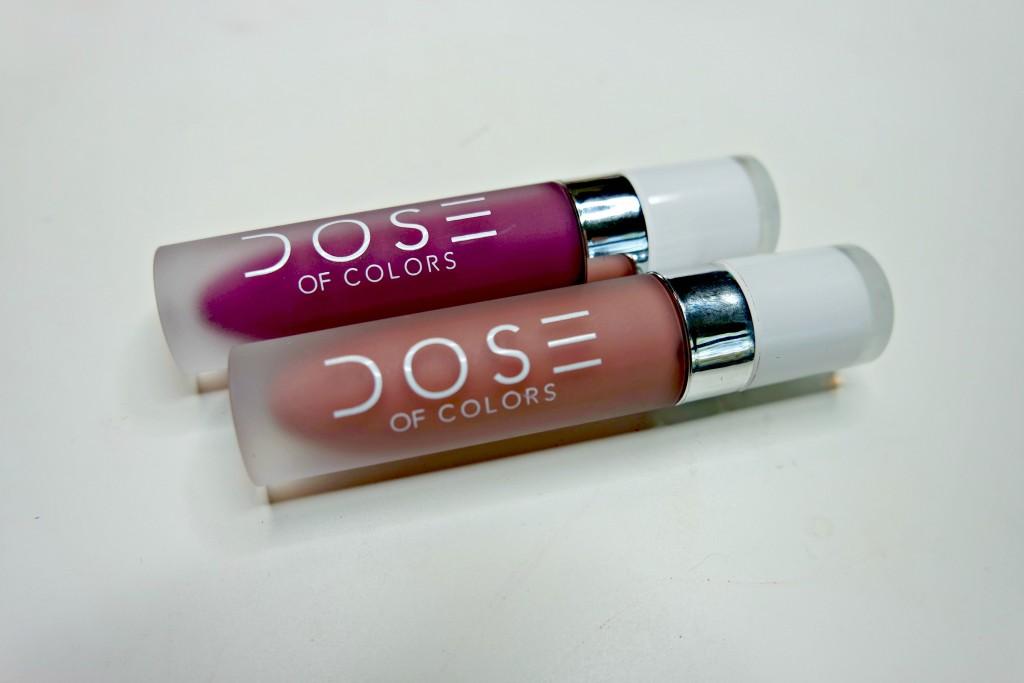 Liquid Lipstick Haul - Dose of Colors