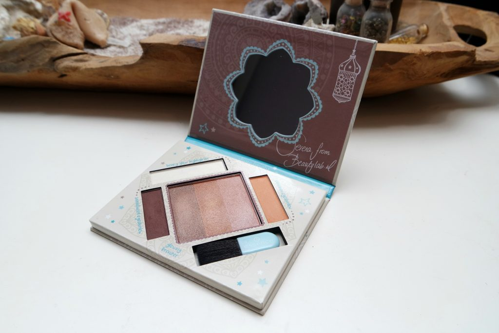 Essence the Glow Must Go On palette Beautylab 02