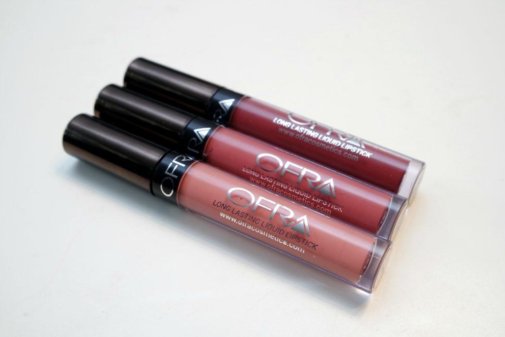 MANNY X OFRA Liquid Lipstick 04