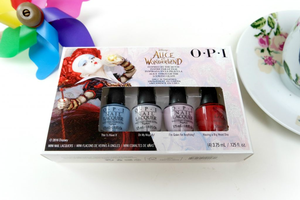 OPI Royal Court of Color Set 01