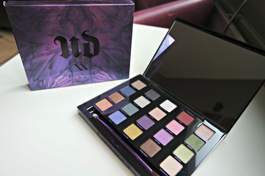 Urban Decay UD XX Vice Ltd Reloaded 01