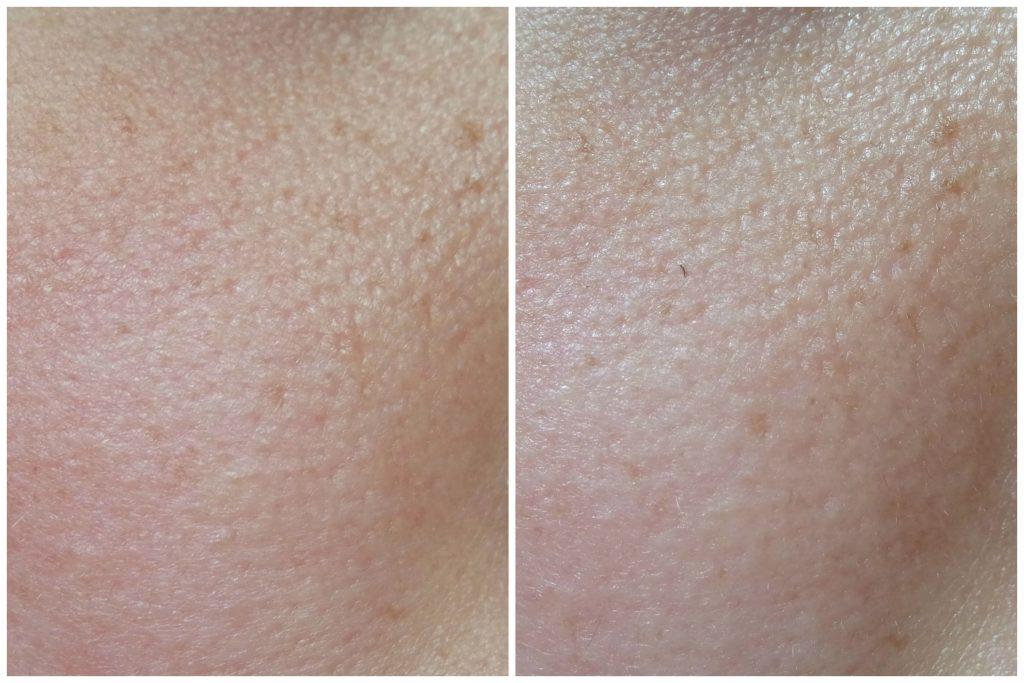 Before After MUA Skin Define Hydro Primer