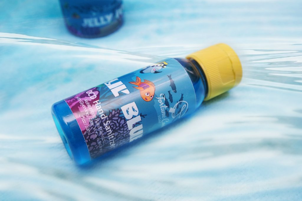 Fortune Cookie Soap Lil Blue - OCD Hand Sanitizer
