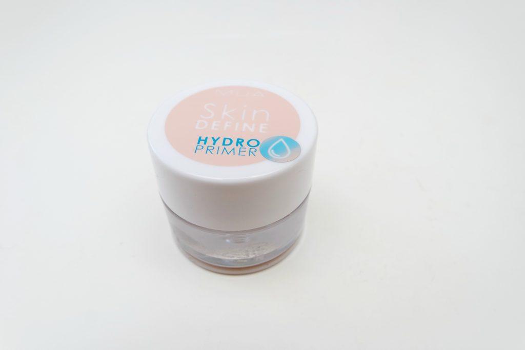 MUA Skin Define Hydro Primer 02