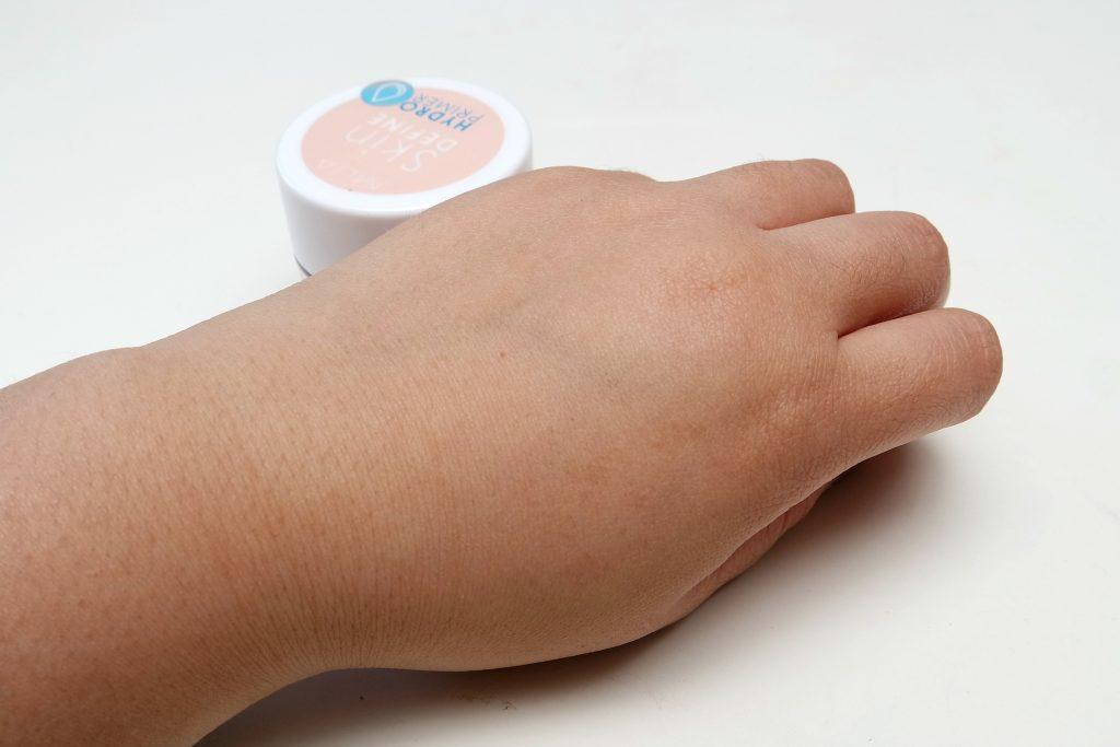 MUA Skin Define Hydro Primer 06