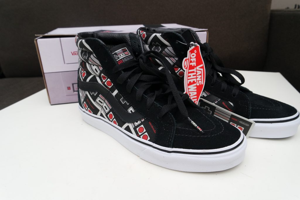vans collaborations sk8 hi
