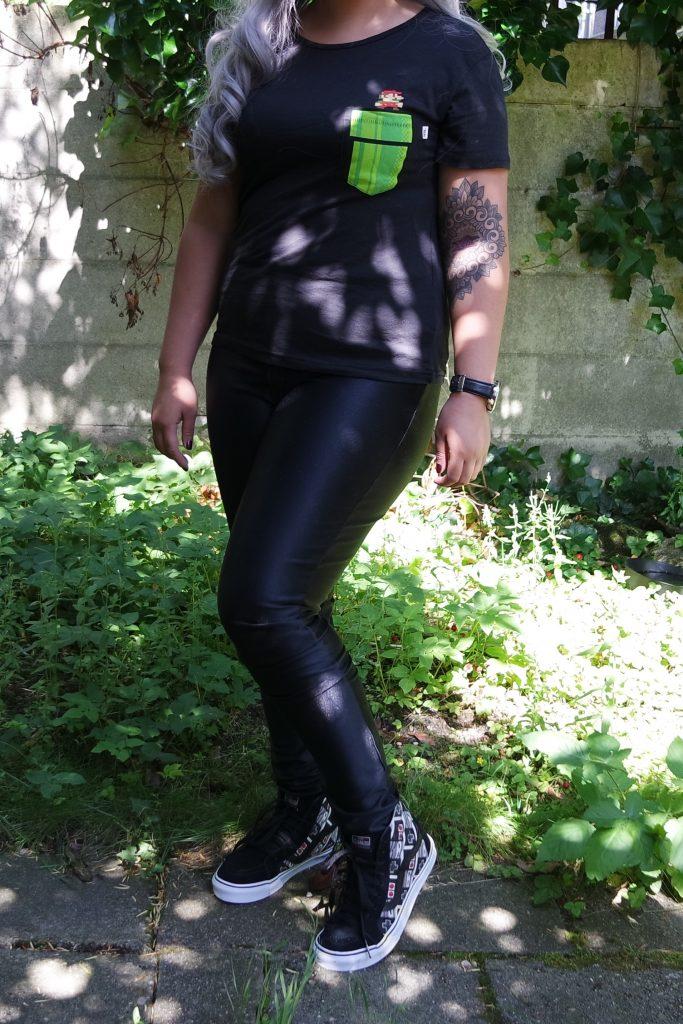 Vans x Nintendo Outfit 01