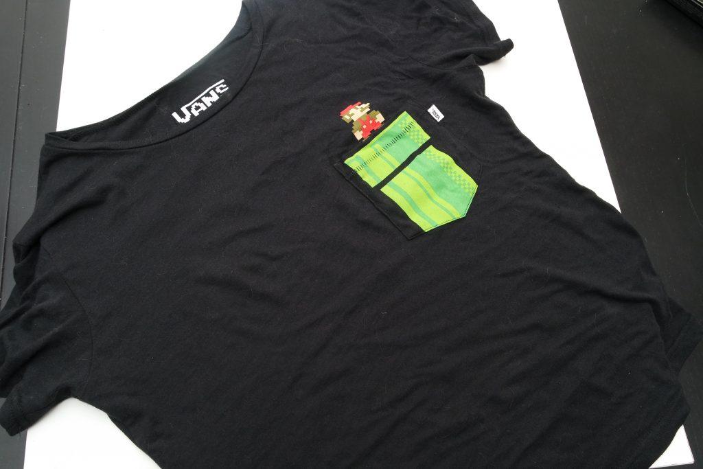 Vans x Nintendo T-Shirt 01