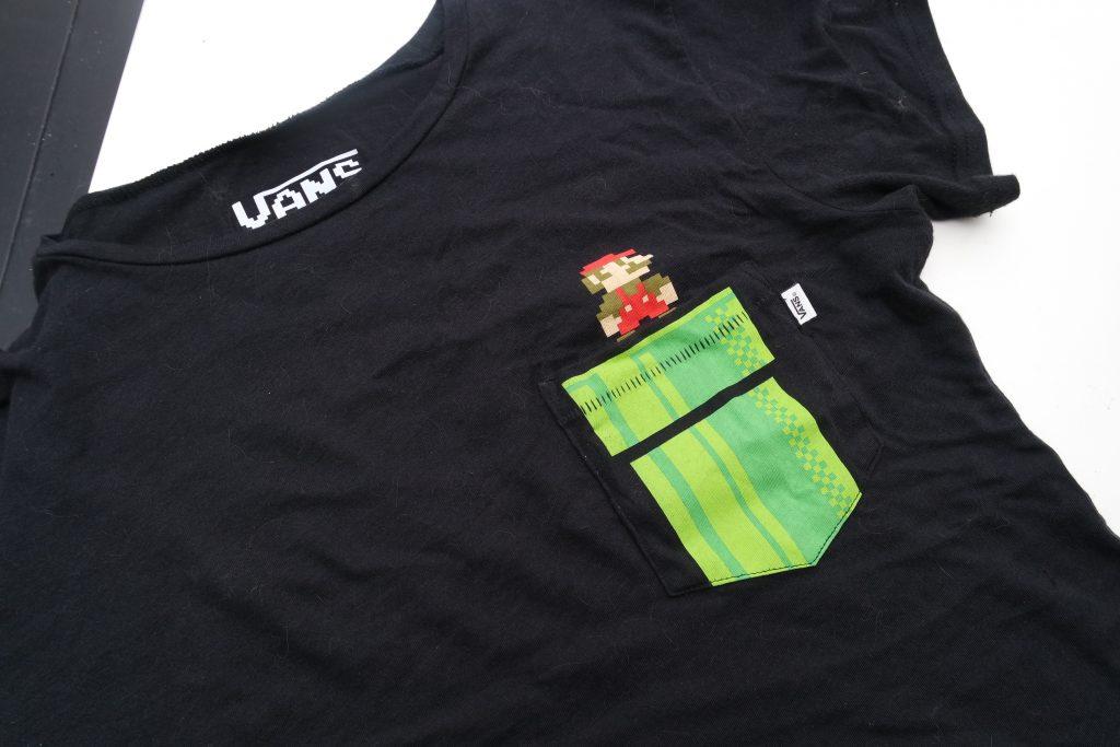 Vans x Nintendo T-Shirt 02