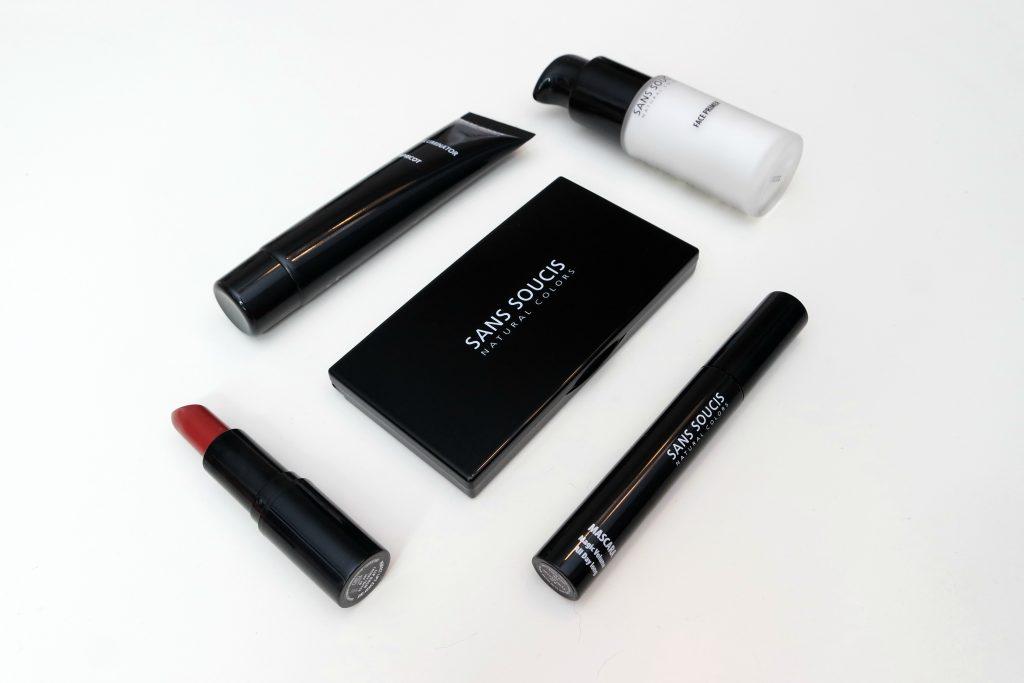 FOTD using Sans Soucis Makeup 04