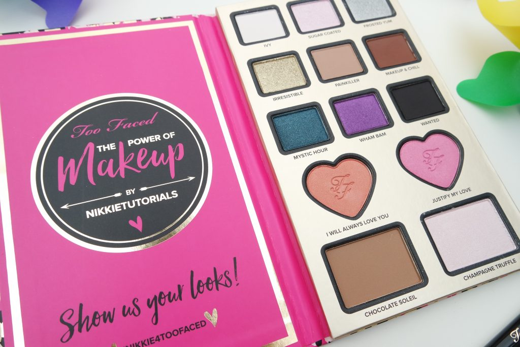 Toofaced x Nikkietutorials The Power of Makeup Palette 06