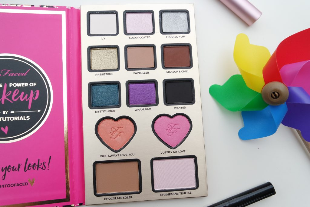 Toofaced x Nikkietutorials The Power of Makeup Palette 07
