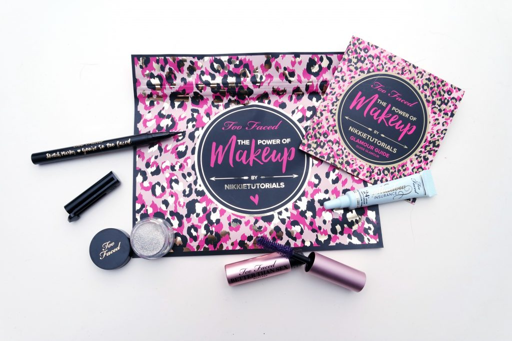 Toofaced x Nikkietutorials The Power of Makeup Palette 08