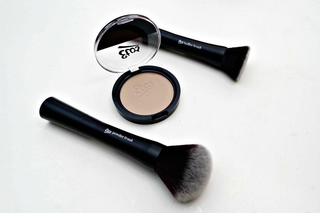 Etos Compact Powder & Face Brushes